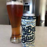 968. Brew Bus Brewing- You're My Boy Blue Blueberry Wheat Ale
