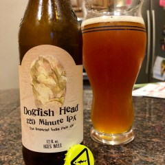 900. Dogfish Head – 120 Minute IPA