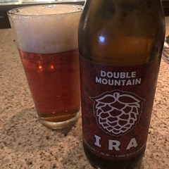 911. Double Mountain- India Red Ale IRA