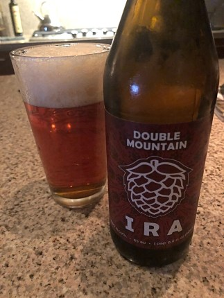 912. Double Mountain- India Red Ale IRA
