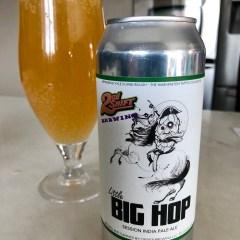 925. 2nd Shift – Little Big Hop Session IPA