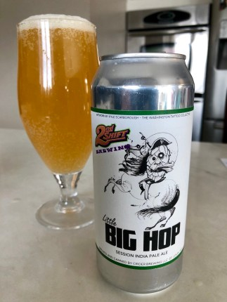 926. 2nd Shift - Little Big Hop Session IPA