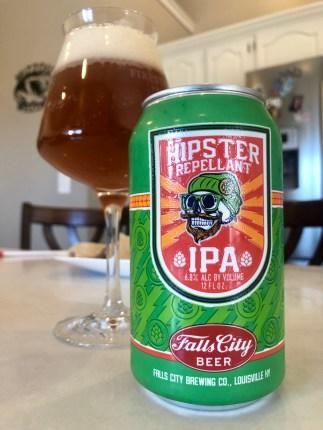 930. Falls City - Hipster Repellant IPA