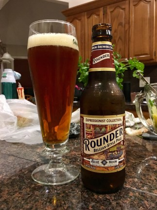 817. Blue Moon Brewing - Rounder Belgian Style Pale Ale
