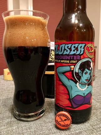 837. Pipeworks Brewing - Closer Encounter Hopped Up Imperial Stout