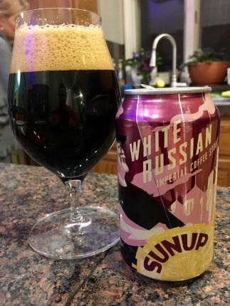 847. Sunup Brewing - White Russian Imperial Coffee Stout