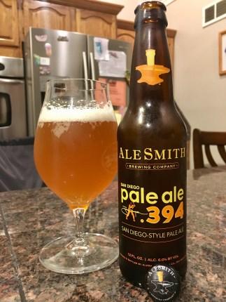 857. AleSmith - San Diego Pale Ale .394