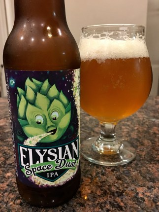 859. Elysian - Space Dust IPA