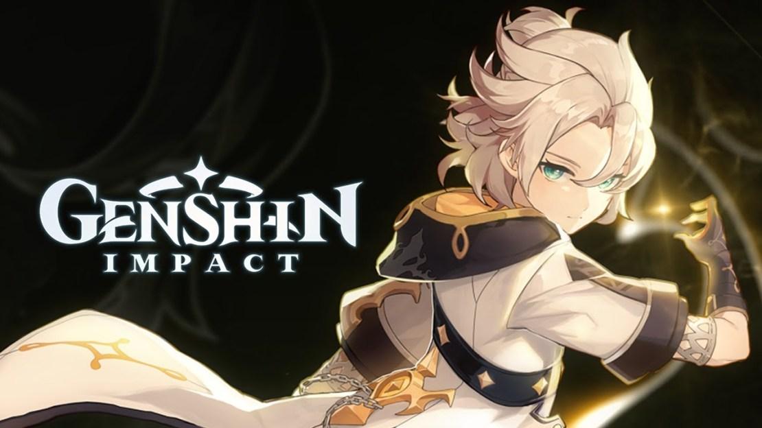 Hướng dẫn cách build Albedo trong Genshin Impact