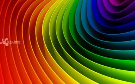 3.Colored Ridges