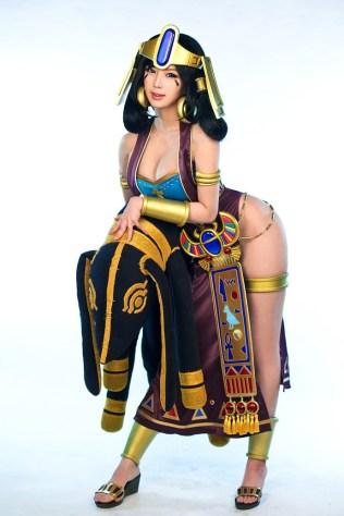 bo-anh-cosplay-nu-hoang-ai-cap-tu-nhom-spiral-cats 5
