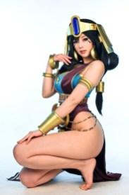bo-anh-cosplay-nu-hoang-ai-cap-tu-nhom-spiral-cats 8