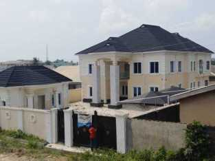 5 Bedroom Duplex With A Mini Flat In Ibeshe Ikorodu Lagos
