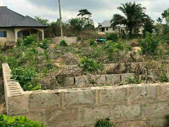 PLOT OF LAND FOR SALES