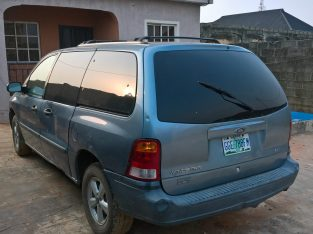2000 FORD WINDSTAR MINI SPACE-BUS FOR SALE