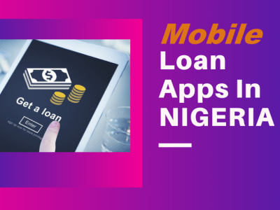 Loan apps in Nigeria: Get Instant Loan with best mobile loan app in Nigeria 2019/2020