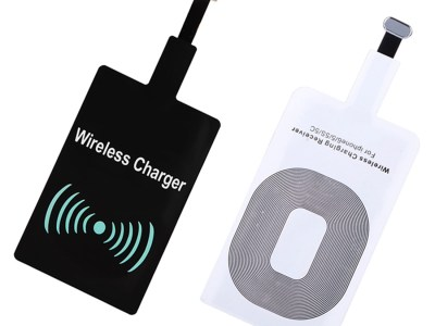 What is a wireless charger receiver