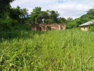 House for sale in Nigeria | Uncompleted 2 bedroom building