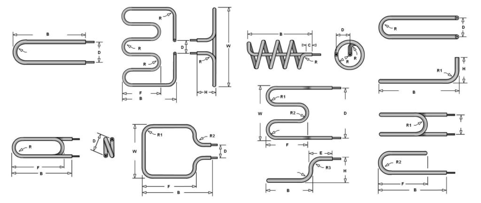 Industrial Electric Heating Coils: Selection & Design