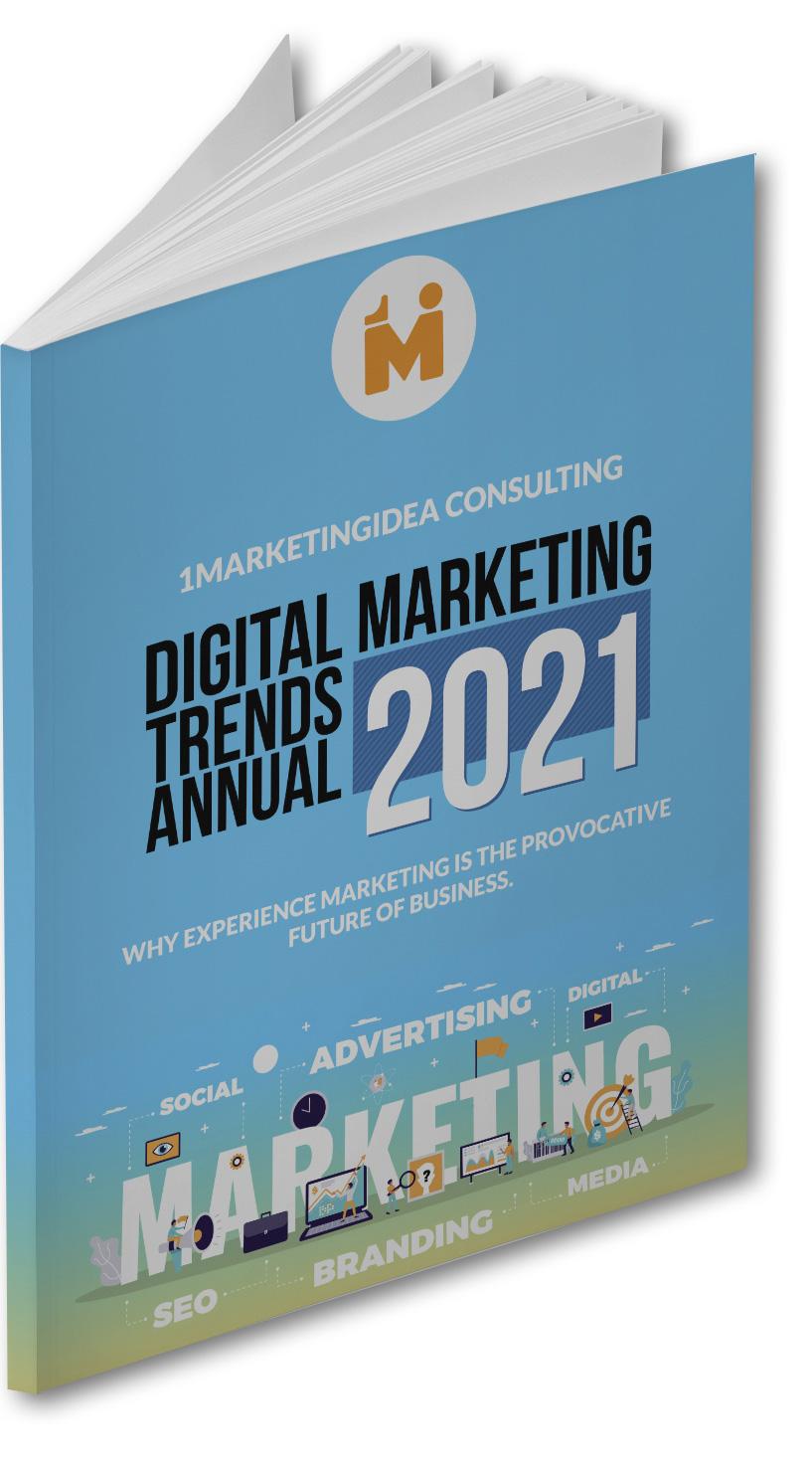 Annual Marketing Trends Report - 1marketingidea