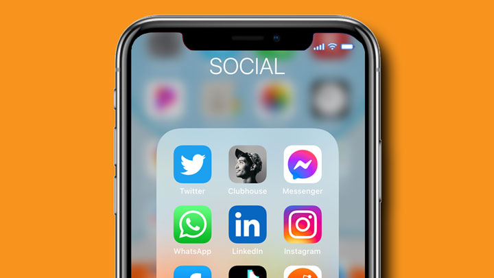 Clubhouse Social Networking App
