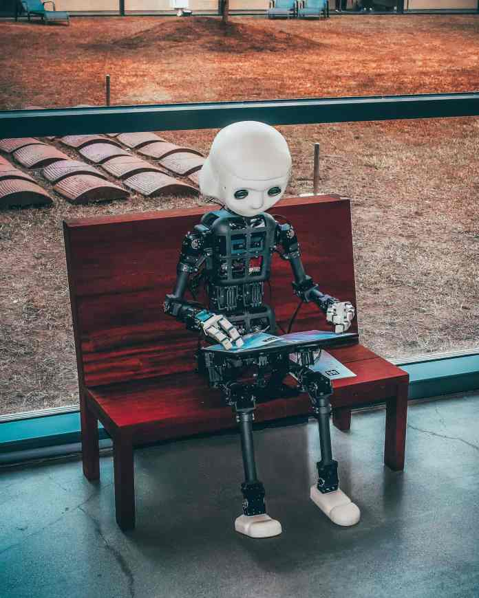 The new generation of robots will be flexible and soft.. You may want to embrace the new robots that are coming!
