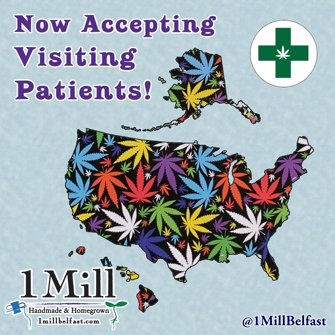 Visiting Patients Welcome!