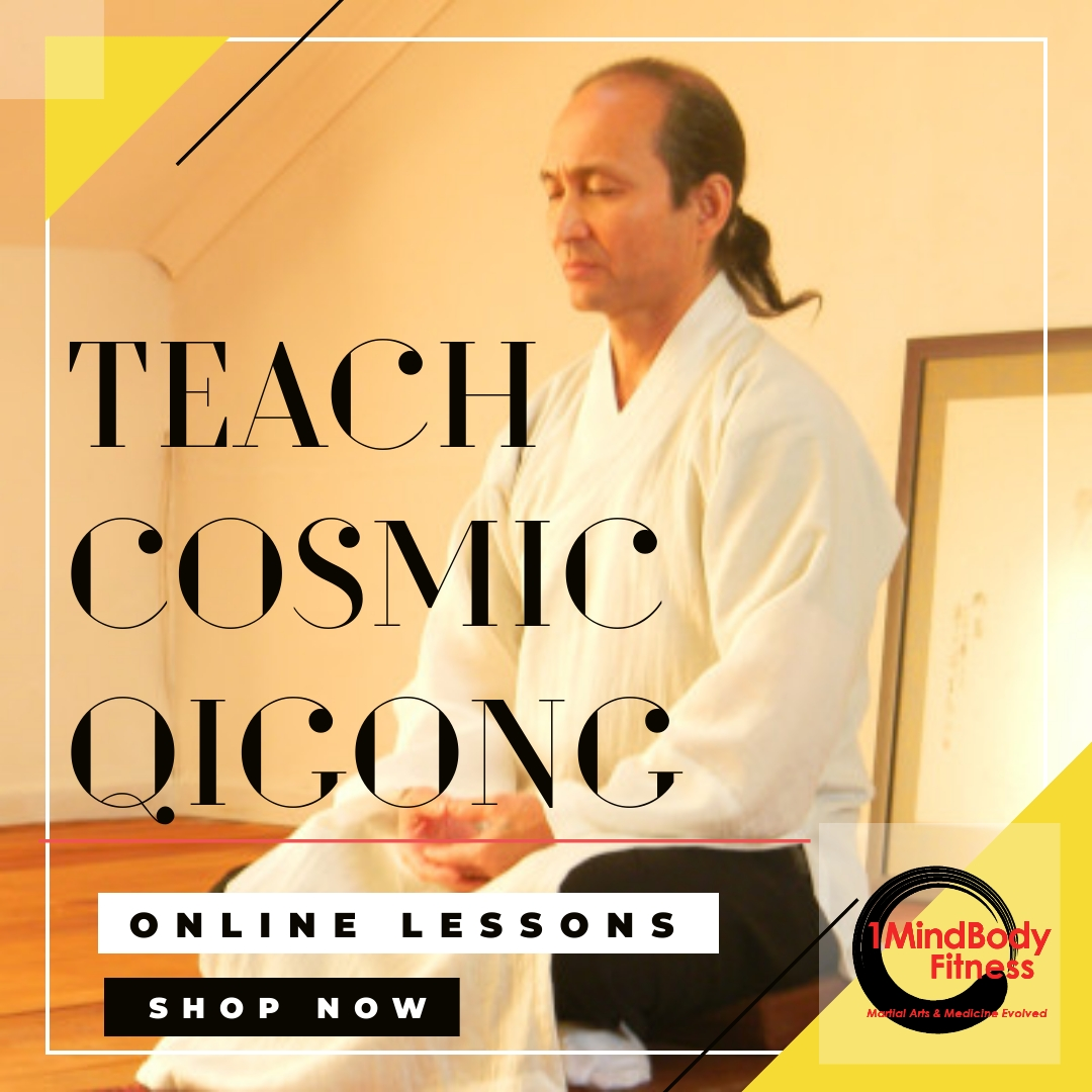 teach cosmic qigong now online