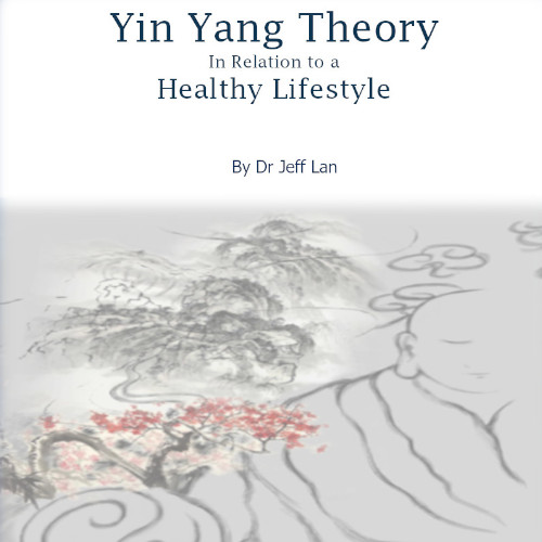 yinyang theory in relations to a healthy lifestyle