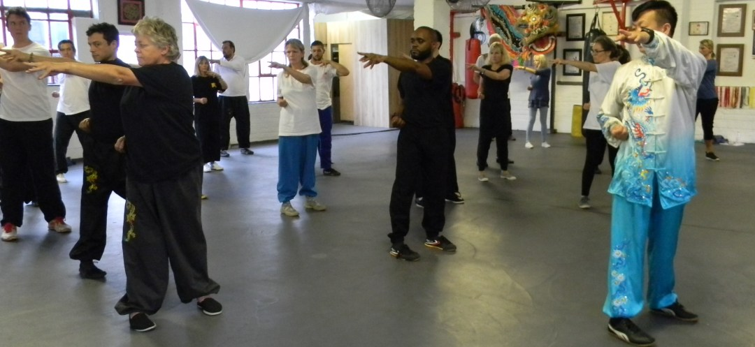 instructor training qigong online