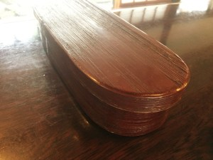蕎麦奉行の箱