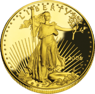 american eagle coin physical gold asset heads