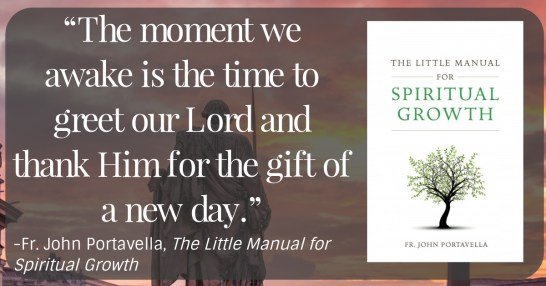 This article is from The Little Manual for Spiritual Growth