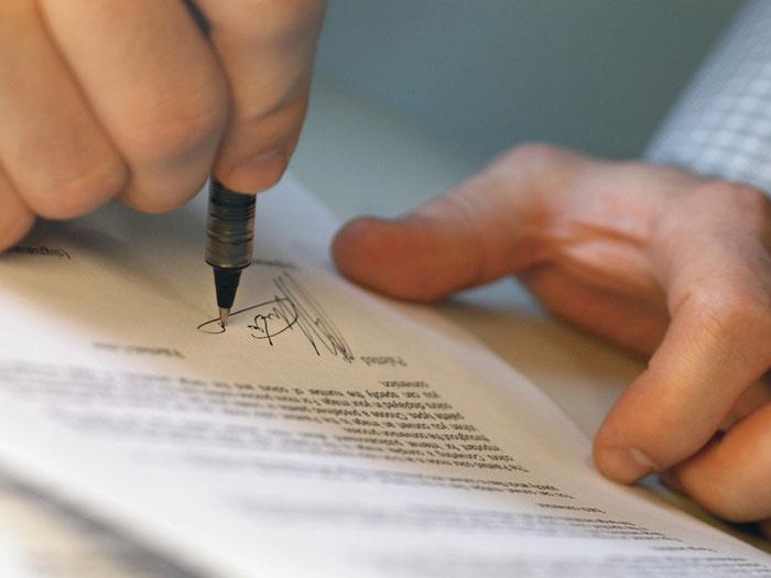 Образец расписка для регистрации вида на жительство