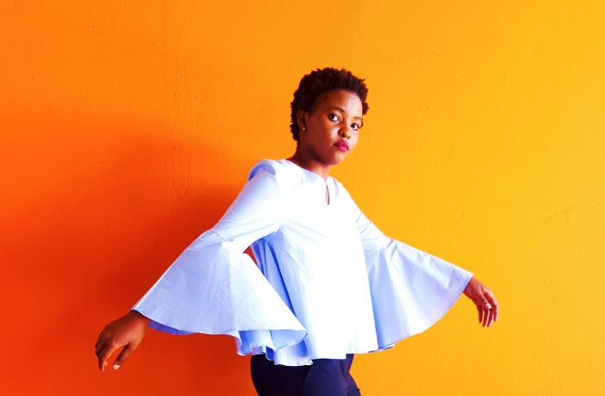 Fashion Friends Friday: Nosenzo Nyawo