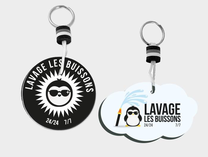 GODDIES-LAVAGEBUISSONS - 1 Noiseau à Paris - Graphiste illustratrice Webdesigner Val de Marne