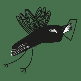 N_oiseau-courrier - 1 Noiseau à Paris - Graphiste illustratrice Webdesigner Val de Marne
