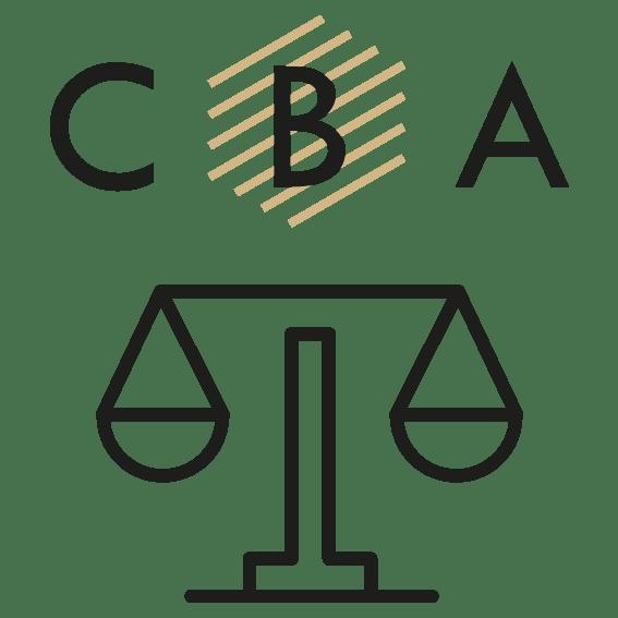 Logo CBAvocats - 1 Noiseau à Paris - Graphiste illustratrice Webdesigner Val de Marne