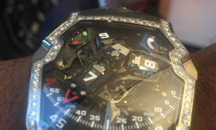 Urwerk UR-210 Unique Piece
