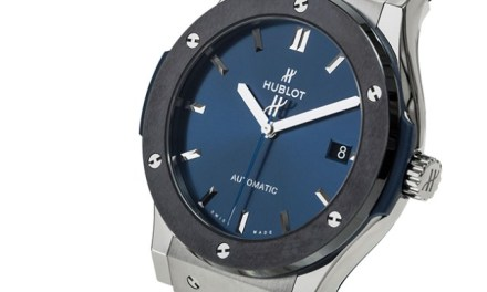 Hublot x The Watch Gallery Classic Fusion