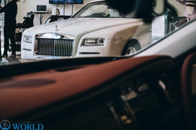 Rolls-Royce 'Wraith – Inspired By Fashion'