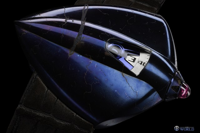 De Bethune Dream Watch Meteorite