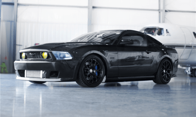Mustang RTR-C Concept by Vaughn Gittin Jr