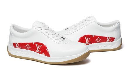 Supreme X Louis Vuitton Sport Sneaker