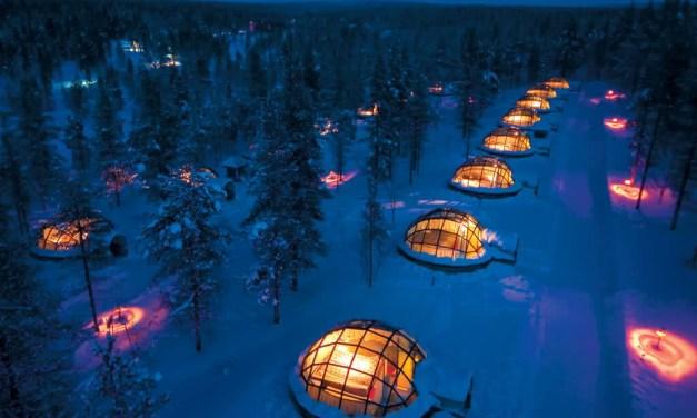 Kakslauttanen Hotel – Saariselkä, Finland
