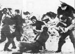Οι Κρητικοί πολέμησαν σώμα με σώμα με τους Ναζί εισβολείς