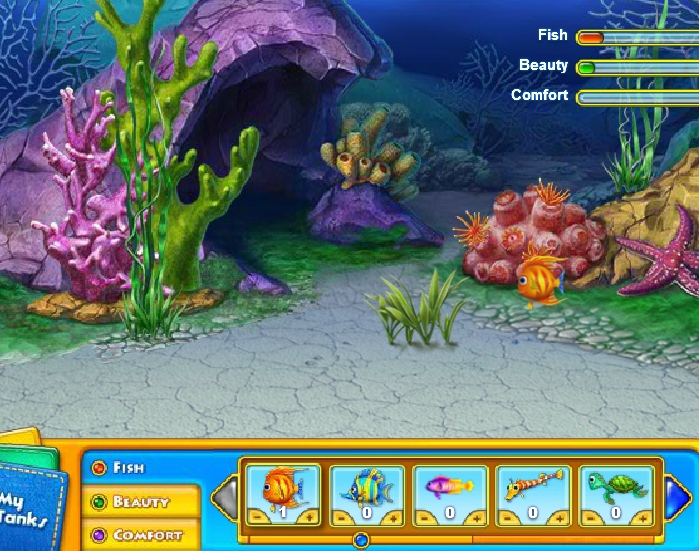 FishdomH2O Hidden object game puzzle quest under the sea Online Free     FishdomH2O Hidden object game puzzle quest under the sea image play free