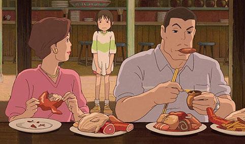 Le voyage de Chihiro, film des studios Ghibli