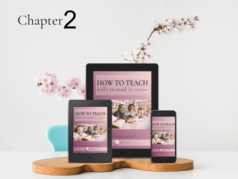 How to Teach Kids to read in 2020+  Chapter 2