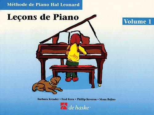 Leçons de piano.